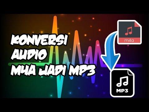 Cara Convert File Audio Format M4a Menjadi Format Mp3 Di Mac Os Youtube