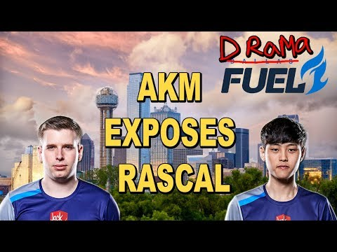 aKm HATES Rascal! The DRAMA Fuel Continues! Playoff Predictions!