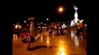 Break Dancing in Trujillo