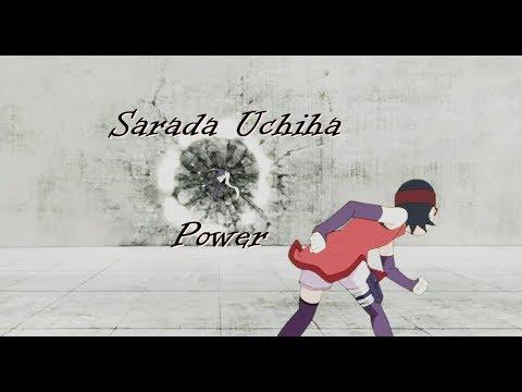 Sarada Uchiha「AMV」  Power