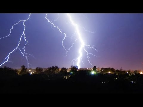 How to Avoid Getting Hit by Lightning