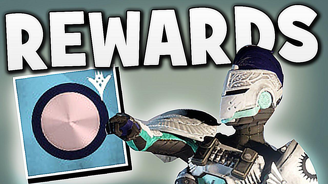 destiny - year 2 moments of triumph rewards !! - youtube