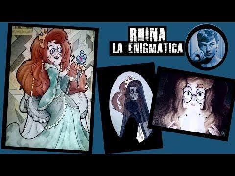 Historia de Mewni: Rhina, la Enigmática *Sebastián Deráin*