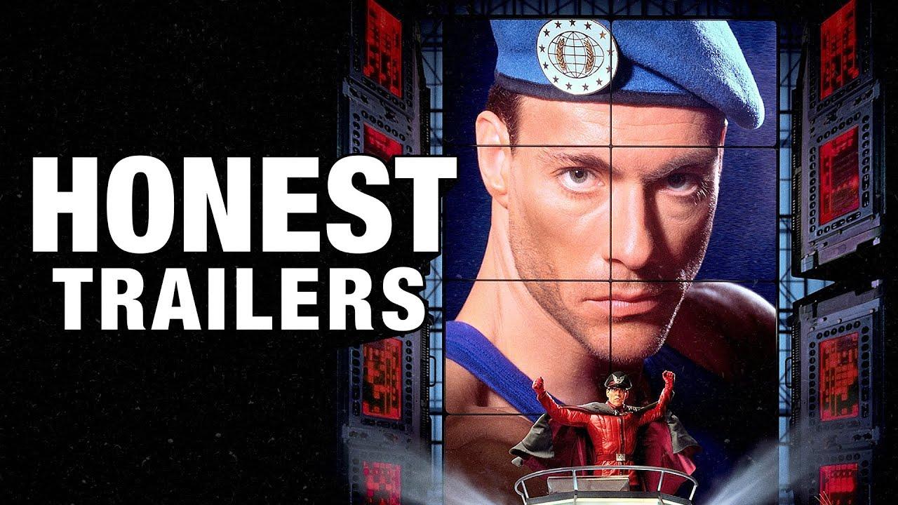 Download Honest Trailers   Street Fighter