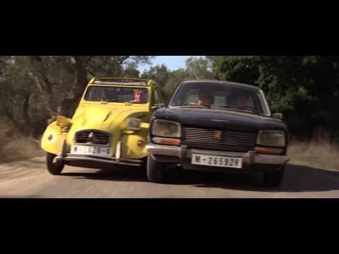 Rien que pour vos yeux (1981) - Citroën 2CV