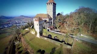 Schloss Beilstein, Lichtenberg , Helfenberg und Wildeck