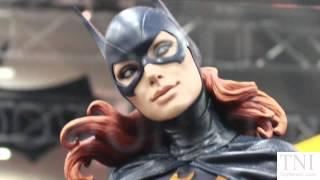 Sideshow Collectibles DC Comics San Diego Comic-Con 2014 Display