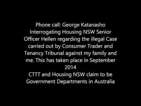 "Slavery4Aus&ChineseByGovDepts""Housing NSW and CTTT Tribunal"""