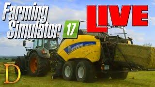 Farming Simulator 17 - gra z widzami