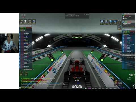 LIVESTREAM #001 - Trackmania Stadium 2 - SKEILEN ON THE ROAD AGAIN |