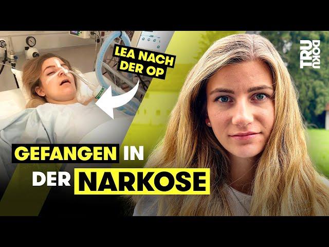 """""""Mein Körper war wie tot!"""" Lea (23) überlebt Horror-Narkose und fängt neu an I TRU DOKU"""