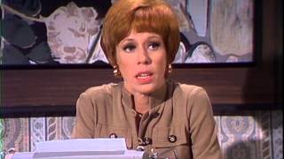 carol burnett send in the clowns 1974