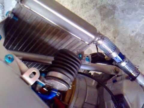 Xps Peugeot 90cc Simonini En R 233 Glage Test Poumon