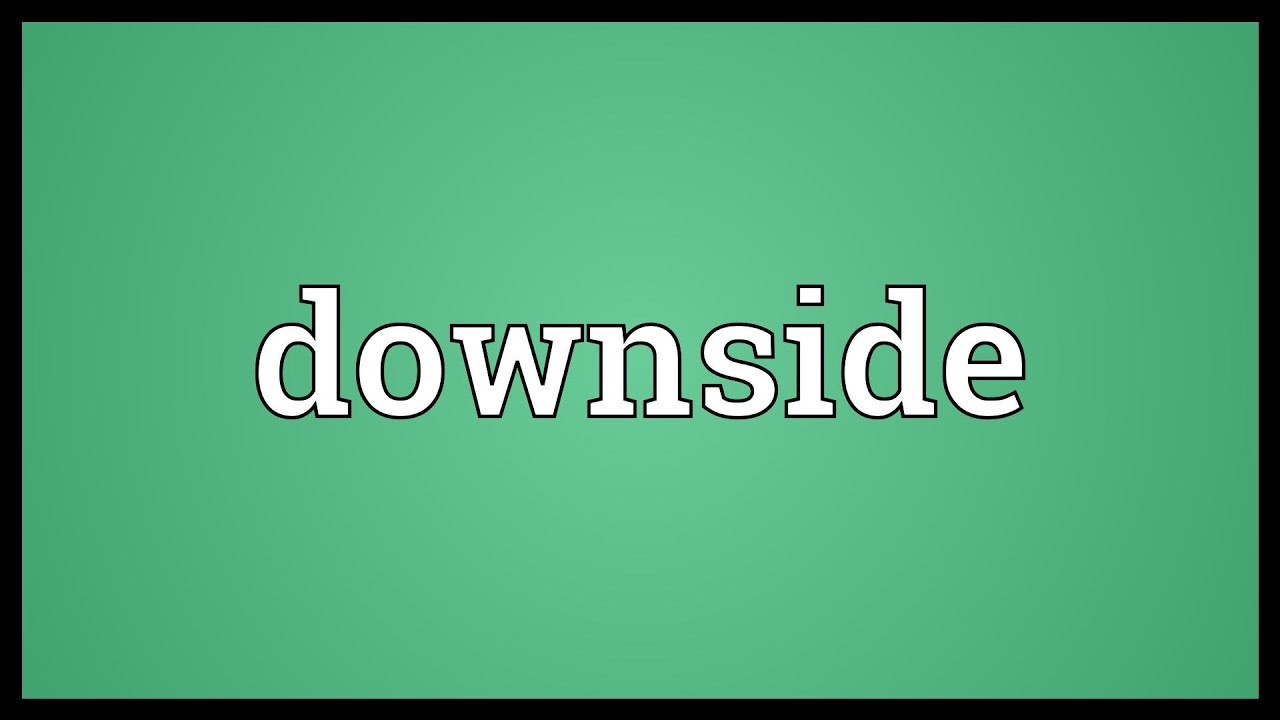 Image result for Downside logo
