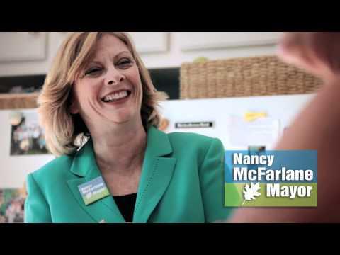 Nancy McFarlane For Raleigh Mayor