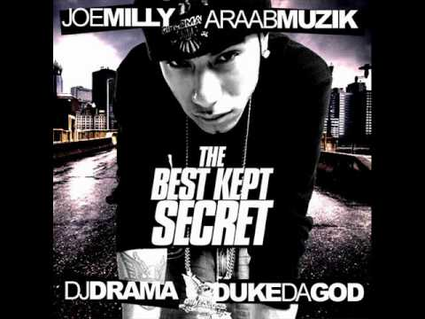 Joe Milly & AraabMUZIK 23 Gorilla Muzik (JR Writer)