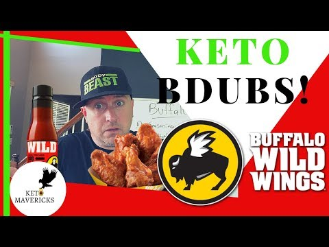 Keto Buffalo Wild Wings. Keto Chicken Wings Sauce Which Is Best For Keto?