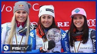 Sofia Goggia: 'Oro olimpico e Coppa del Mondo, che en plein'