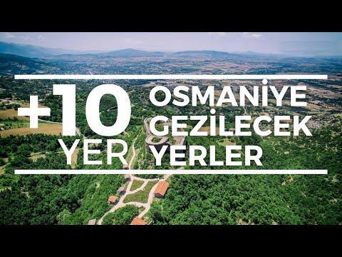 Osmaniye Gezilecek Yerler - En Güzel 10 Yeri Keşfet ! - Gezily
