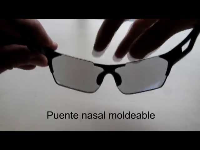 Gafas fotocromáticas UVEX SGL 202 Race Variomatix 2014 , Pedales y Zapatillas