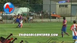 Thiago Alcántara Evolution 2005-2010 - ThiagoAlcantara.Com