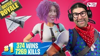 🔴 FORTNITE LIVE Lv.86 | NUOVA SKIN SAPIENTONA! NUOVO SET SKIN NHL, FAKE O REAL?