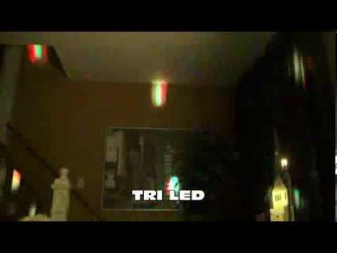ADJ Vertigo Tri LED Vs Hex LED - By Request