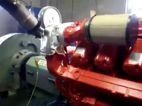 SCANIA ENGINE MARINE DI16