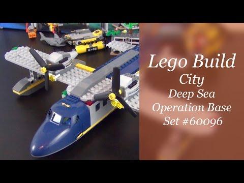 Let's Build - Lego City Deep Sea Operation Base Set #60096 - Part 2