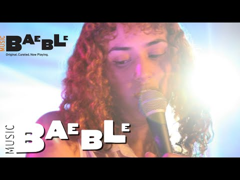 Empress Of - Hat Trick - Live from The Hype Hotel 2013 || Baeble Music