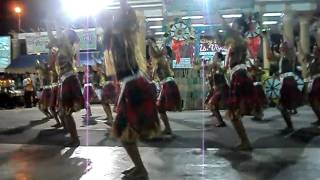 VNHS East Champion of Vigan City Longanisa Festival 2011