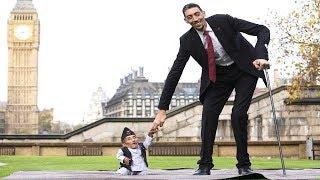 दुनिया के 10 सबसे ऊँचे (बड़े) लोग / 10 Tallest Men You Won