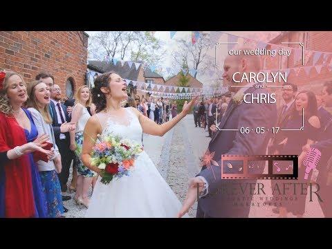 Chris & Carolyn - 'Dont Stop Me Now' (Queen) Marryoke