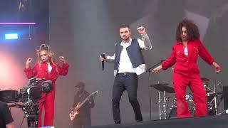 Liam Payne - Familiar (Live at BBC Music Biggest Weekend Swansea)