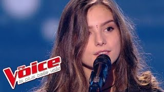 Keane – Somewhere Only We Know | Elsa Roses | The Voice France 2017 | Blind Audition