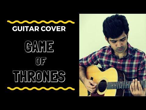 Game of Thrones Guitar Cover | The Super Guitarist | Arun Chiluveru