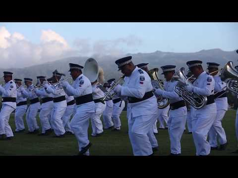 Go Behind the scenes on the PM's visit to Samoa for PIF 2017