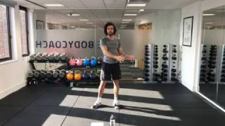 The Joe Wicks School Workout