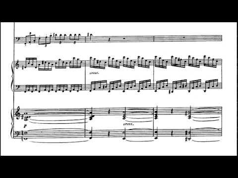 Ludwig van Beethoven - Triple Concerto in C Major Op.56 (w/score)