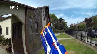 Indoor/Outdoor Nerf War TDM 6/23/13 - RushRushRush (Game 1) (Stryfe Masterkey Gameplay)(, 2014-02-06T19:58:49.000Z)
