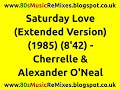Saturday Love Extended Version Cherrelle Alexander O Neal 80s Club Mixes 80s Club Music mp3