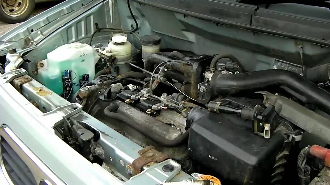 Perodua Kenari Engine Diagram
