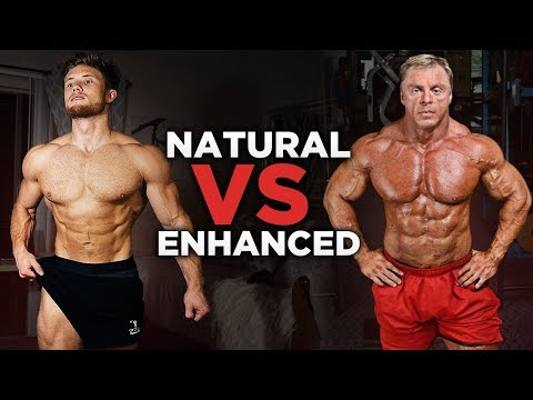 Natural vs Enhanced: Becoming the Best Bodybuilder You Can Be ft. John Meadows (MountainDog)