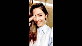 HINA KHAN Singing BHASOODI LIVE SONU THUKRAL | GEET MP3