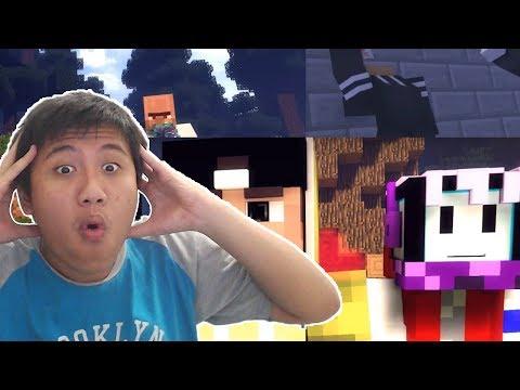 Kamu main minecraft? Wajib nonton ini!!! - Minecraft Rewind Animation Indonesia