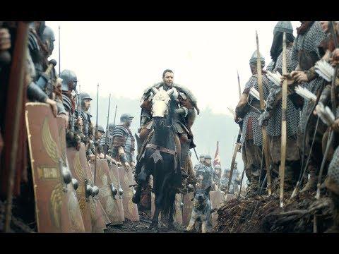 【牛叔】 罗马人喜欢看奴隶决斗,却不知里面最猛的,正是他们的荣耀大将军