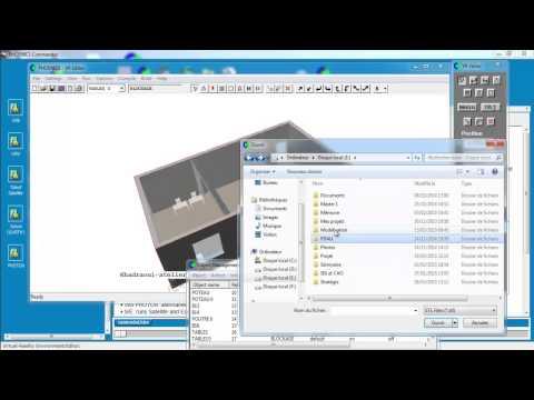 Phoenics CFD Application