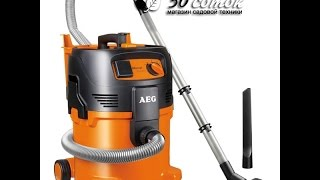 пылесос AEG AP 300 ELCP обзор