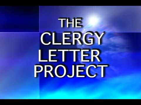 The Clergy Letter Project   YouTube