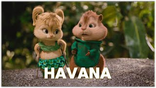 Baixar Havana - Camila Cabello, Young Thug | Alvin and the Chipmunks